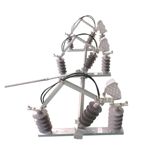 High Quality Outdoor 38KV High Voltage Isolator Switch