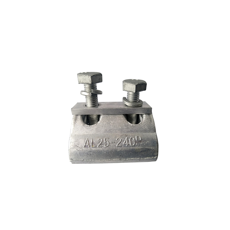 APG-B3 High Mechanical Pullout Strength Adjustable Connector Aluminum PG Clamp