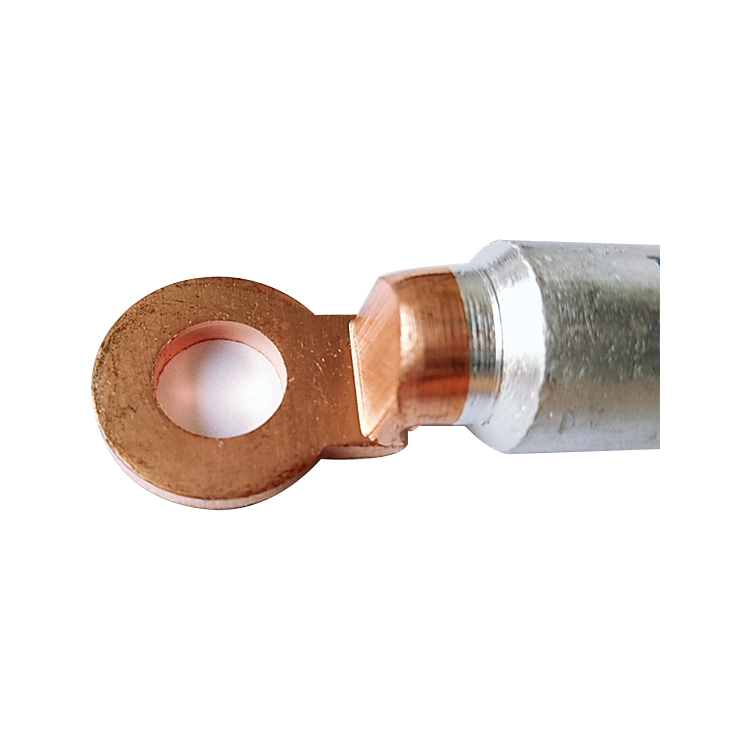 DTL-2 Type 35 mm2 Aluminum Copper Stamping Round Copper Terminal Lugs