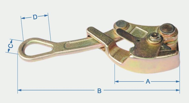 Multi-function Japanese Thread Clamp Device
