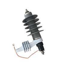 12KV Polymer Housing Metal oxide Surge Arrester